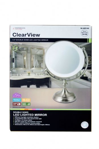 www.discountdiscs.co.uk | Clearview MLMIR108 Led Mirror